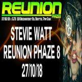 STEVIE WATT LIVE AT REUNION PHAZE 8 @ CJ'S ROSYTH 27/10/18