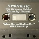 Thee-o - Synthetic (The Computer Thinks) R.O.M. 1994