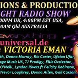 The Night Flight Radio Show February 5th 2016