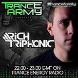 Trance Army pres. Rich Triphonic | Exclusive Guest Mix Session #095