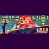 DJ Roger C: Disco Centric Mix Live at Cake Club, Berlin 03.09.16