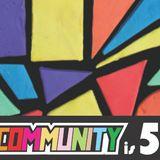 COMMUNITY - A RED LIGHT, HAZE & INCENSE