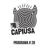 Radio CAPIUSA - Programa # 28 (jueves 27 de octubre 2016)