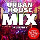 Urban / House / Tech Mix by Audiosushi DJs / DJ Jeffrey ( now booking DJ sets London + beyond )