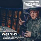18th November 2016 - The Urban Show: 3-5PM - Reprezent Radio 107.3FM