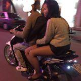 (CHẤT) Kẹo keee cho bé lên xe - Ngáo Nghành CÔ BÉ KẸO KE Linhchipp mix