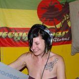 Selectress Mika live & direct @ Global Reggae Bar Ibiza - in Soca session
