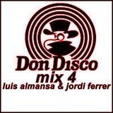 don disco mix 4 by luis almansa & jordi ferrer