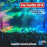 DJ Kosta - Pop Yearmix 2018 (Section Yearmix)