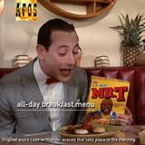 All-Day Breakfast Menu