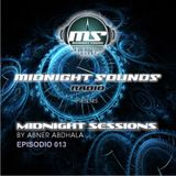 The MidNight Sounds Radio pres MidNight Sessions by Abner Abdhala episodio 013