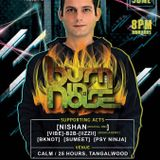 Burn in Noise Nano record Nepal tour Psy Ninja closing set .