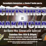 Nakatcha Xmas Open Mic 2013