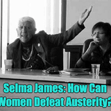 Selam James on  How Can Women Defeat Austerity? at CERSA Maynooth