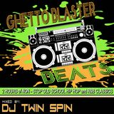Ghetto Blaster Beats Mix - Strictly 80's and 90's Old School Hip Hop and R&B Classics