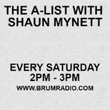 The A-List with Shaun Mynett (22/04/2017)