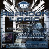 Jordy Jurrius - Guest Mix Blake Baltimore's Abandon Logic 1 Year Anniversary (March 13 & 15 2014)