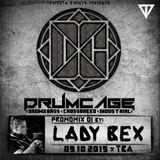 Drumcage Promomix #01 - Lady Bex