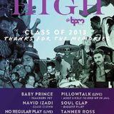 Crew Love High @ Mamita's,Playa Del Carmen BPM Festival (05.01.13)