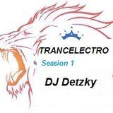 Trancelectro Session 1 - DJ Detzky [The 4am Upliftment Set]