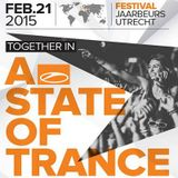 Gareth Emery - Live @ ASOT 700 Festival, Mainstage 2 (Utrecht) - 21.02.2015