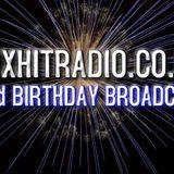 dj parker mixhitradio 2nd birthday oldschool house mix