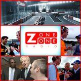 Matthew Layton - ZoneOneRadio - #LondonGP Special - with Boris Johnson, Nigel Mansell, Steve Rider..