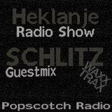 Heklanje 08- Schlitz (Waxx Trax) Mix for Heckler DJz/Popscotch Radio 28.05.2015.