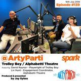 ArtyParti - Trolley Boy and Alphabetti Theatre