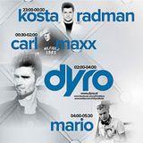 DYRO - 'Mansion' Zagreb (DJ Brana K - Warm Up mix)