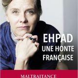 Caractères, d'Alex Mathiot - Anne-Sophie Pelletier, EHPAD : une honte française, éditions Plon