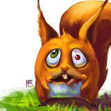 Ben Strauch - Ode an das wahnsinnige Eichhörnchen