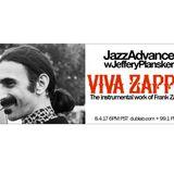 """Jeffery Plansker – Jazz Advance """"Viva Zappa"""" (08.04.17)"""