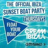 Cream Ibiza Amnesia Terrace Classics Presented By Float Your Boat