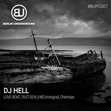 #BUPC007 - DJ HELL