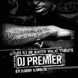 """LES K7 DE MARTO"" Vol.13 (DJ PREMIER TRIBUTE)"