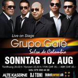 Grupo Gale - Promo Tour Europa 2014 (Mix)