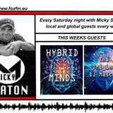 Micky seaton best of blue planet classix on fox fm