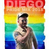 Diego Pride Mix 2018