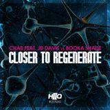 Chab Feat. JD Davis vs Booka Shade - Closer To Regenerate (HIIO Bootleg)