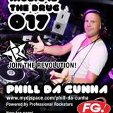 Music is The DRUG 017 Corey Biggs with guest Phill da Cunha (FG Radio)
