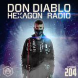 Hexagon Radio Episode 204 (Don Diablo 2018 Year Mix)