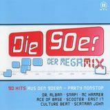 Die 90er - Der Megamix  CD1