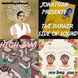 Jonathan Presents The Darker Side of Sound 19th April 2018