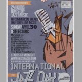 International Jazz Day Guest Mix on Ness Radio