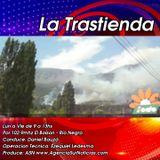 Incendio Cerro Amigo - El Bolsón - Jefe de Bomberos Alejandro Namor
