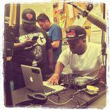 DJ QT LIVE ON 107.7FM JULY 2016