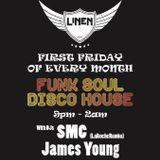 A Friday Thing @ Linen June pt1