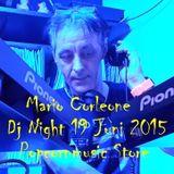 Dj Mario Corleone live @ Dj Night Popcornmusic Store 18 Juni 2015