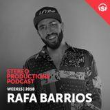 Chus & Ceballos - Stereo Productions Podcast 244 with Rafa Barrios - 13-Apr-2018